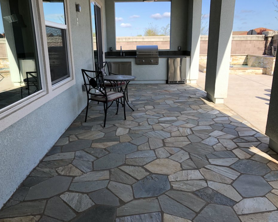 this is an image of patio in Cupertino