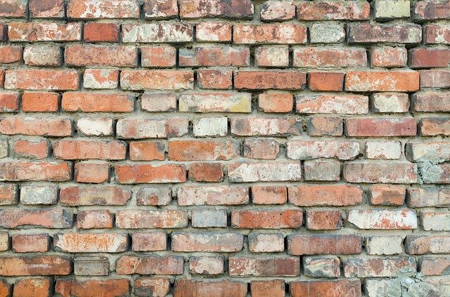 this is an image of block wall in Cupertino